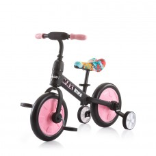 Chipolino Baby Quadricycle Max Bike, Pink