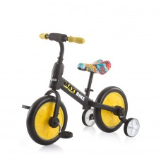 Chipolino Baby Quadricycle Max Bike, Yellow