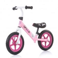 Chipolino Balance toy on wheels Speed, pink