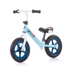 Chipolino Balance toy on wheels Speed, blue