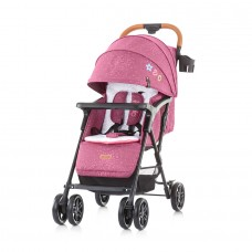 Chipolino April Baby Stroller orchid linen