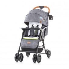 Chipolino April Baby Stroller grey linen