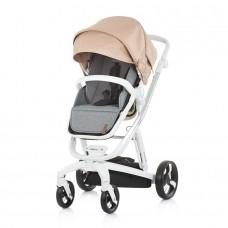 Chipolino Baby Stroller Electra 3 in1 caramel