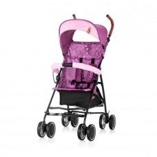 Chipolino Baby Stroller Coco orchid linen