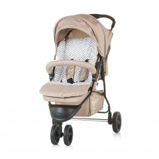Chipolino Детска лятна количка Ноби карамел
