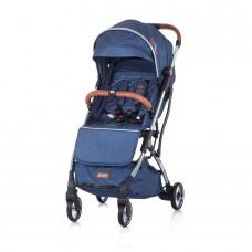 Chipolino Vibe Baby Stroller denim