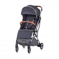 Chipolino Vibe Baby Stroller graphite