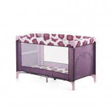 Chipolino  Play pen and crib Capri flowers