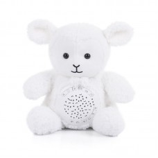 Chipolino Soothing plush toy with projector and music Lamb