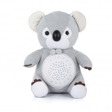 Chipolino Musical plush toy with projector Koala
