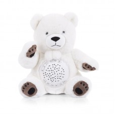 Chipolino Soothing plush toy with projector and music Bear