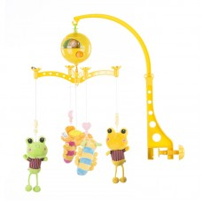 Chipolino Musical mobile for bed, Spring time