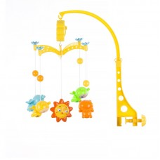 Chipolino Musical mobile for bed, Little bugs