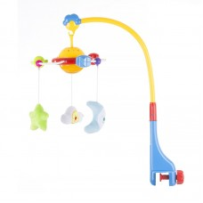 Chipolino Musical mobile for bed with projector, Orbit