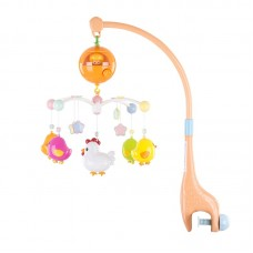 Chipolino Musical mobile for bed, Chicken