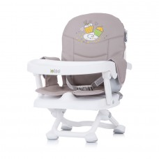 Chipolino Booster chair Lollipop mocca