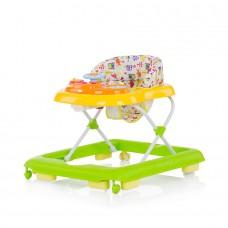 Chipolino Baby walker Carrera multicolor