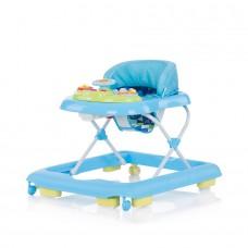 Chipolino Baby walker Carrera blue
