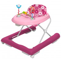 Chipolino Baby walker Smoothy pink