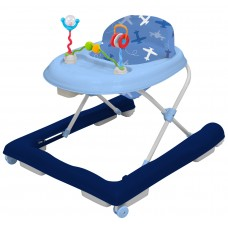 Chipolino Baby walker Smoothy blue