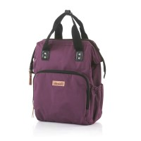 Chipolino Backpack/diaper bag very berry