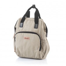 Chipolino Backpack/diaper bag frappe