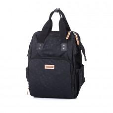 Chipolino Backpack/diaper bag onyx