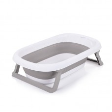 Chipolino Foldable bath tub Perla, grey