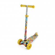 Chipolino Kid's toy scooter Croxer Evo candy galore