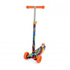 Chipolino Kid's toy scooter Croxer Evo rainbow