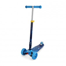 Chipolino Kid's toy scooter Croxer Evo space
