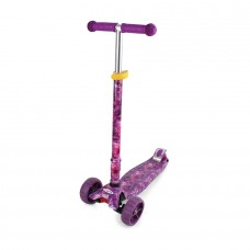 Chipolino Kid's toy scooter Croxer Evo pink haze