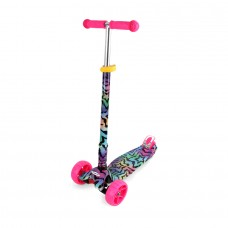 Chipolino Kid's toy scooter Croxer Evo stars
