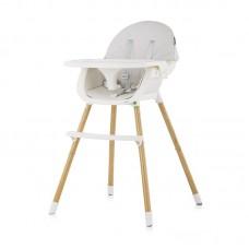 Chipolino Стол за хранене 2 в 1 Rio, мъгла