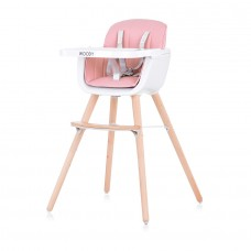 Chipolino Baby High chair 2 in 1 Woody orchid