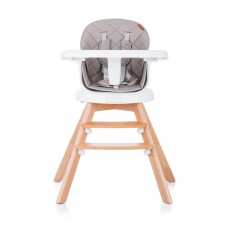 Chipolino Rotatable High chair 3 in 1 Rotto mocca