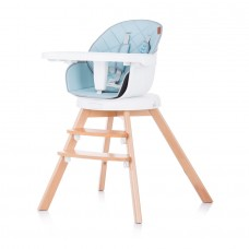 Chipolino Rotatable High chair 3 in 1 Rotto sky