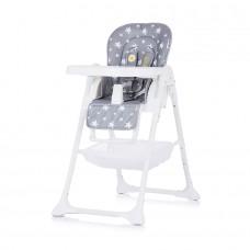 Chipolino Bandi Baby High Chair grey