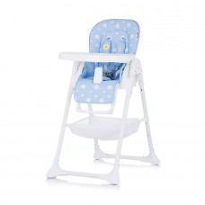 Chipolino Bandi Baby High Chair blue