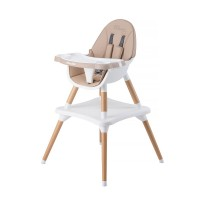 Chipolino High chair 3 in 1 Classy, latte