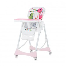 Chipolino Cookie Baby High Chair dino