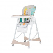 Chipolino Cookie Baby High Chair giraffe