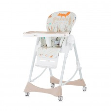 Chipolino Cookie Baby High Chair forest