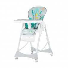 Chipolino Cookie Baby High Chair crocco
