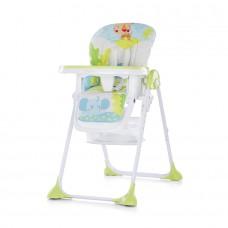 Chipolino Maxi Baby High Chair jungle