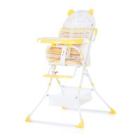 Chipolino Maggy Baby High Chair yellow bear