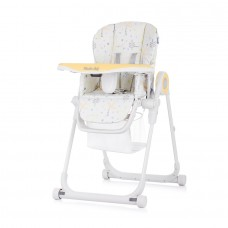 Chipolino High chair Master Chef lime