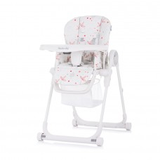 Chipolino High chair Master Chef grey