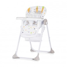 Chipolino Maxi Baby High Chair mocca
