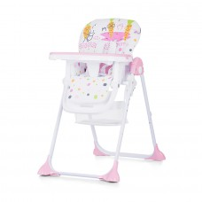 Chipolino Maxi Baby High Chair orchid